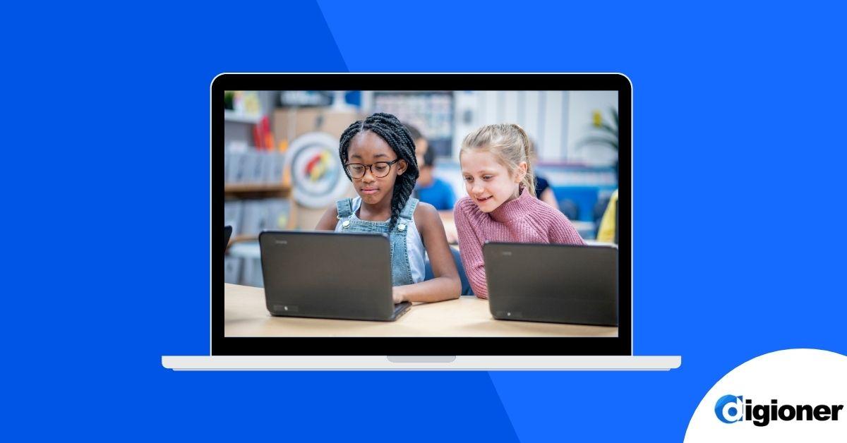 Best laptops for elementary students
