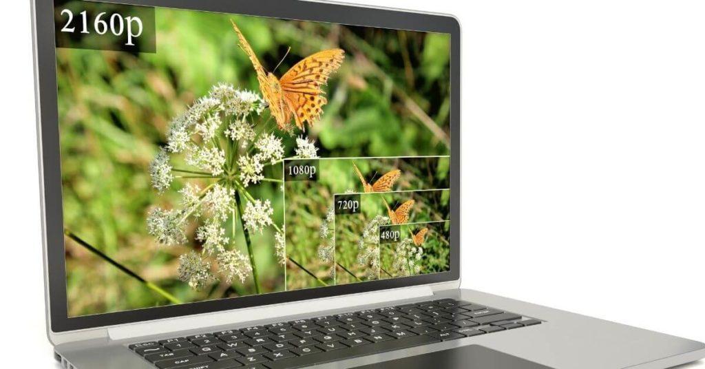 Laptop Screen Resolution
